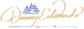 Danny Edwards Bronzes Logo
