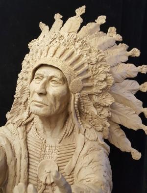 Chief Standing Bear-closeup