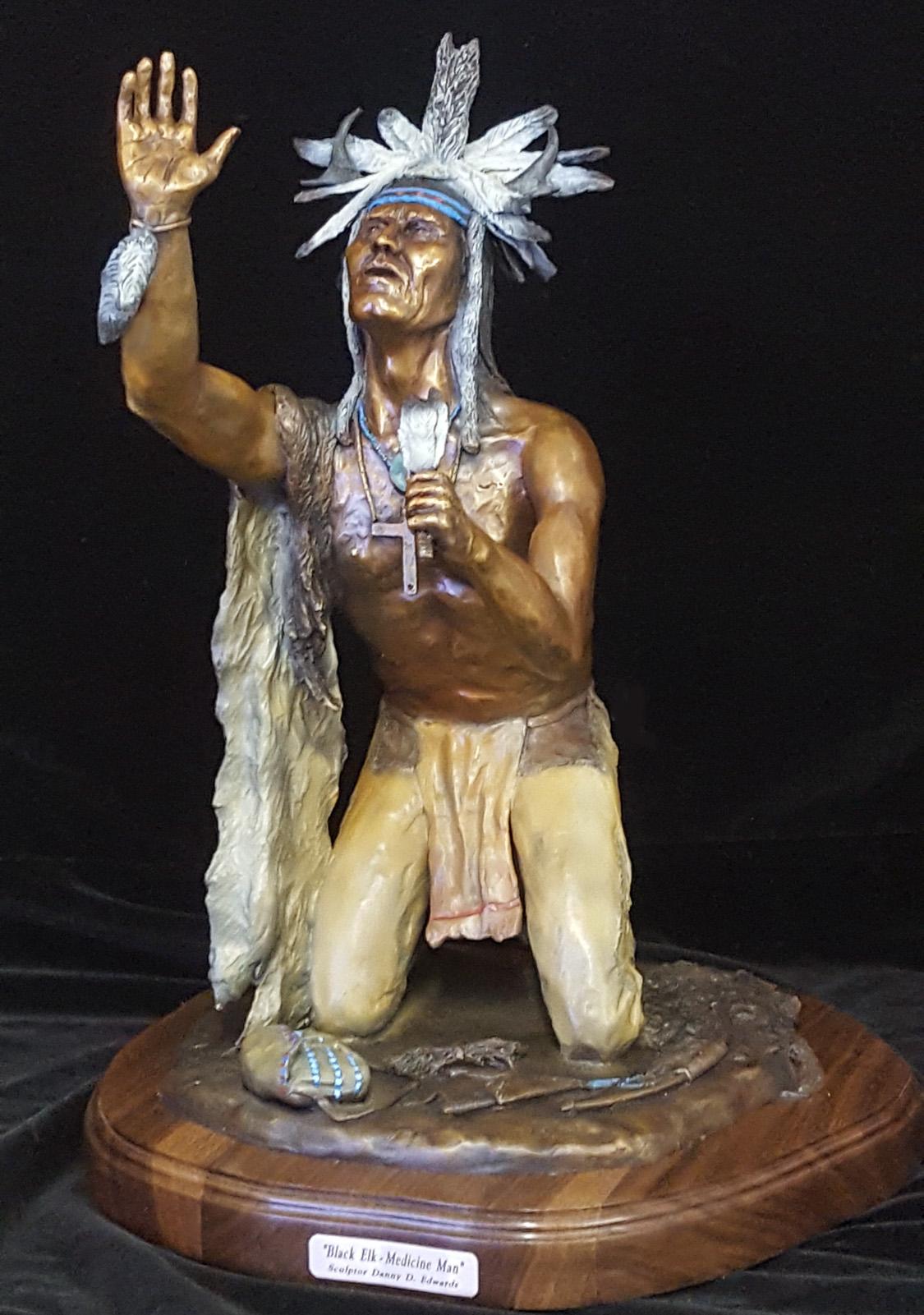 """Black Elk-Medicine man"""